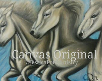 The Four Winds **original** painting 16x20