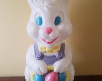 Easter Bunny Blow Mold