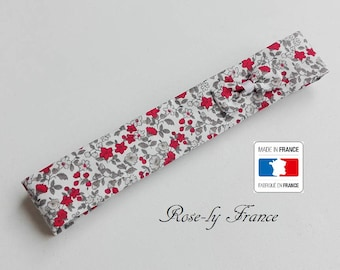 Headband liberty red baby (Headband)