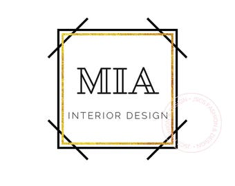 Premade Logo Design, Luxury Design, Fashion Logo, Branding, Fashion Logo, Luxury Logo, Business Logo, Fashion Blogger Logo  JRAZ_009