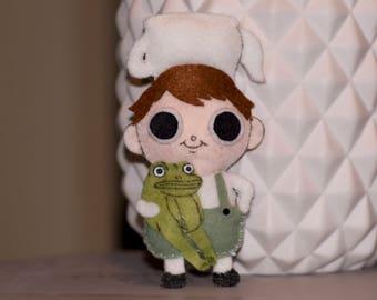 Mini plush Greg La Forest of the strange (over the garden wall)