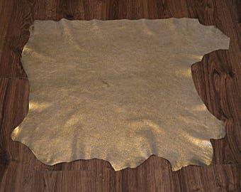 Gilded lamb leather leather velvet finish (9195721)