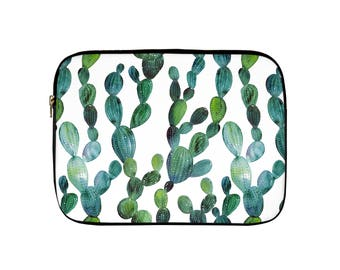 Cactus Laptop Sleeve, Tablet Sleeve