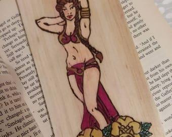 Princess Leia Slave Bookmark