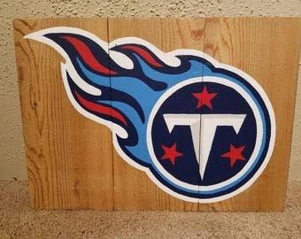 Titans Wall Art