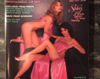 Playboy Magazine - April 1978