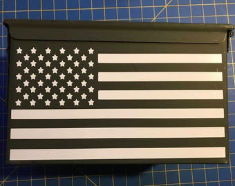 ammo can decal