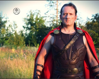 Thor Ragnarok Battle helmet for 3D-printing DIY
