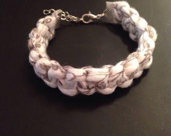 Bracelet liberty macrame