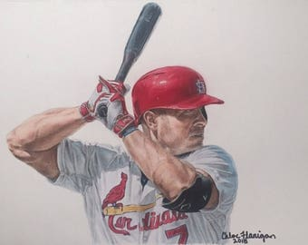 ORIGINAL - Matt Holliday