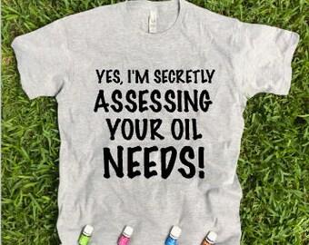 Oily Shirt