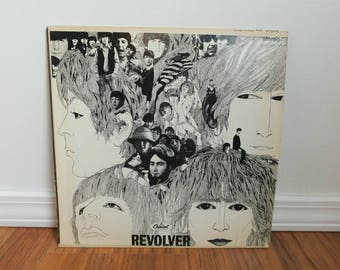 REVOLVER lp by The Beatles 1966