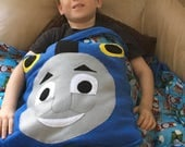Weighted Blanket/Child's weighted/ Thomas Train lap pad & blanket/Lap Pad/Sensory/Autism/Custom made/