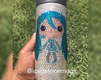 Hatsune Miku Stainless Steel Travel Mug Tumbler Cup