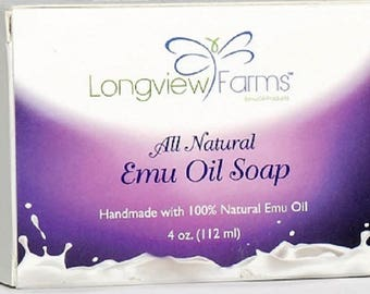 All Natural Emu Oil Soaps