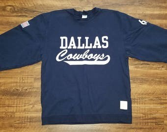 Dallas Cowboys Gridiron Classic Sweater By Reebok