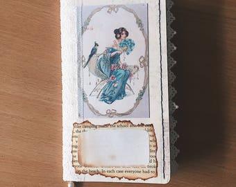 Oriental Journal | Blue