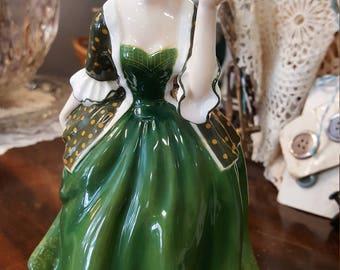 Royal Doulton Fleur Fugurine