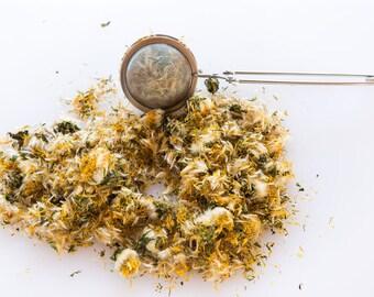 Dandelion Flowers / Tea