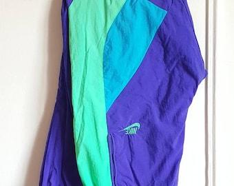 Vintage 90s Nike running size M like new.