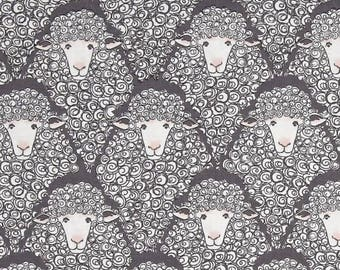Michael Miller Eyes child patchwork fabric we Weve Revedepatch sheep