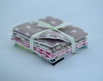 Cleansing wipes - Stars series