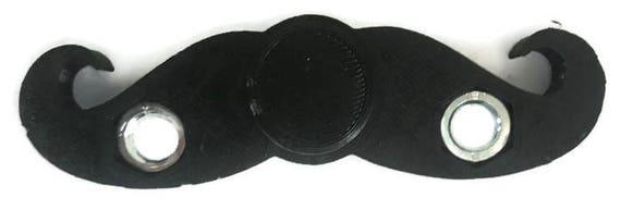 Mustache Fidget Spinner EDC ADD ADHD