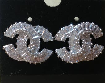 CC earrings/necklace