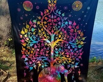 Wall tapestries, Wall hanging, Boho Bedroom Decor, Bohemian tapestry- Bohemian Handicrafts, mandala tapestry, dorm room, bedroom mandala