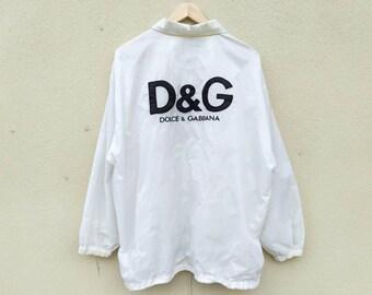Vintage Dolce and Gabbana Coach jacket | Vintage Dolce & Gabbana jacket