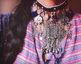 Kuchi Necklace / Tribal / Kuchi