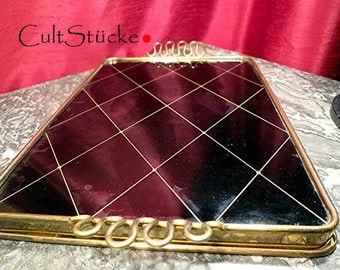 Vintage 50s Fine Tray serving tray