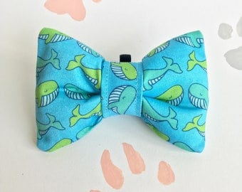 Whale Of A Time Bow Tie