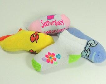 Catnip socks, catnip toy, cat toy, pet toy, cat supplies, pet supplies