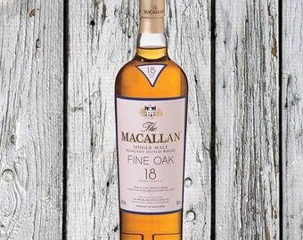 Macallan 18 Years Print
