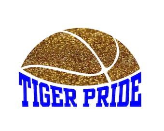 Tiger Basketball SVG, SVG Basketball, Tiger Pride SVG, Tigers Svg, Tigers svg, svg Tigers, Sport svg, svg Sports, Tiger Svg, svg Tiger