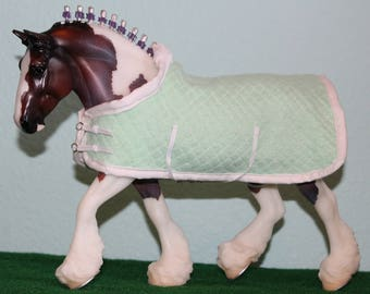 Traditional Breyer Horse Blanket