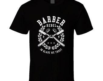 Barber Rebel T-shirt