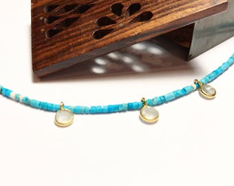 Turquoise necklaces. Turquoise Necklaces