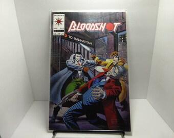 Bloodshot #3, 1993, Mint Condition, Original Packaging, Vintage, Valiant Comics, Collectors Item