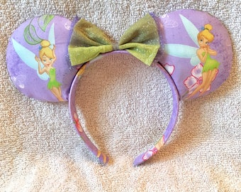 Tinkerbell Mouse Ears