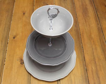 Exquisite 3 Tier Cake Stand