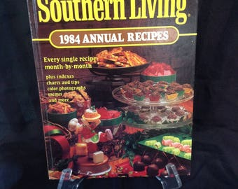 1984 Southern Living Annual Recipes
