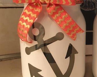 Anchor Tea Light Lantern
