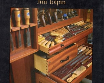The Toolbox Book by Jim Tolpin Guide to Tool Chests, Cabinets and Storage