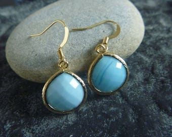Golden Earrings: Blue Lagoon