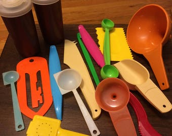 Vintage Tupperware Promotional Pieces