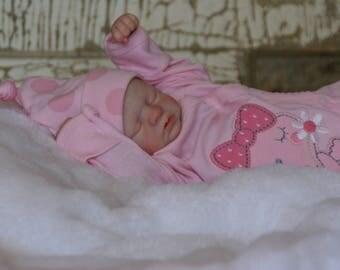 Reborn Preemie Baby Girl Maisie #3