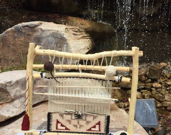 Navajo Mini loom