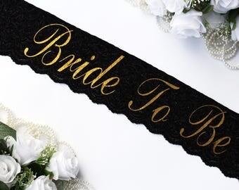 Bachelorette Sash, Bridal Sash, Bridesmaid Sash ,Bridal Gift, Bride ,Wedding sash ,Personalized, Bride to be ,Bridal Shower, Wedding Gift